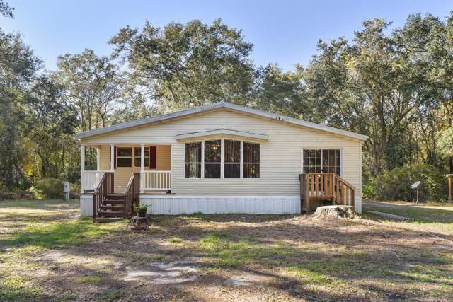 744 D Fouraker Rd, Bryceville, FL 32009 (MLS #1022970) :: Homes By Sam & Tanya