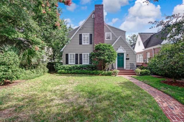 3708 Hedrick St, Jacksonville, FL 32205 (MLS #1023344) :: EXIT Real Estate Gallery