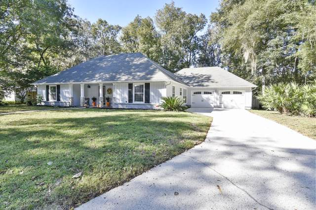 7002 NW 51ST Ter, Gainesville, FL 32653 (MLS #1023473) :: EXIT Real Estate Gallery