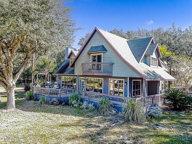 6775 Crystal Lake Rd, Keystone Heights, FL 32656 (MLS #1023477) :: Summit Realty Partners, LLC