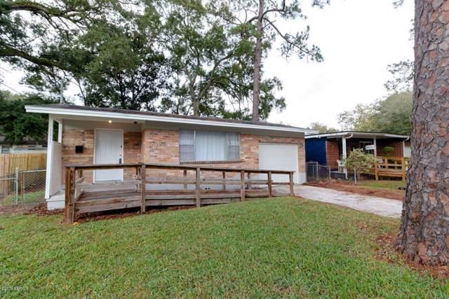 1611 W 30TH St, Jacksonville, FL 32209 (MLS #1023744) :: Berkshire Hathaway HomeServices Chaplin Williams Realty
