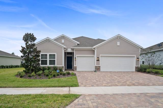 2134 Amberly Dr, Middleburg, FL 32068 (MLS #1023954) :: The Hanley Home Team