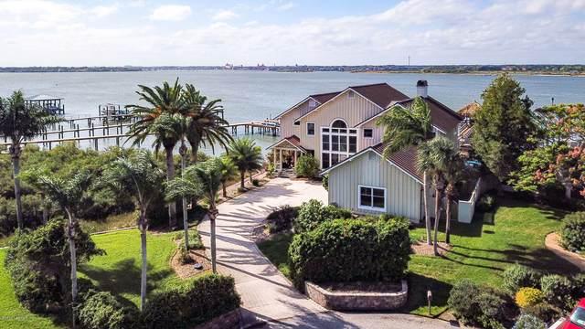 2721 Harbor Ct, St Augustine, FL 32084 (MLS #1024699) :: The Hanley Home Team