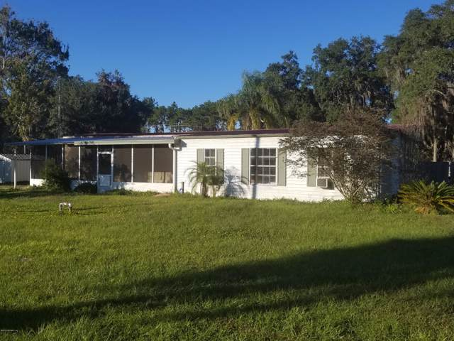 106 Lake View Ave, Georgetown, FL 32139 (MLS #1024865) :: The Hanley Home Team