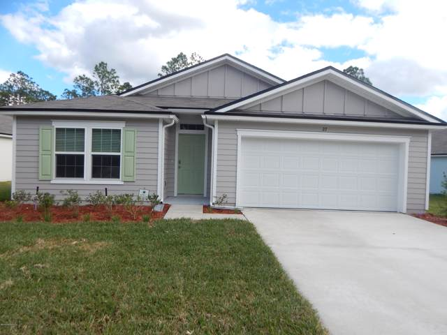 27 Sand Wedge Ln, Bunnell, FL 32110 (MLS #1025068) :: 97Park