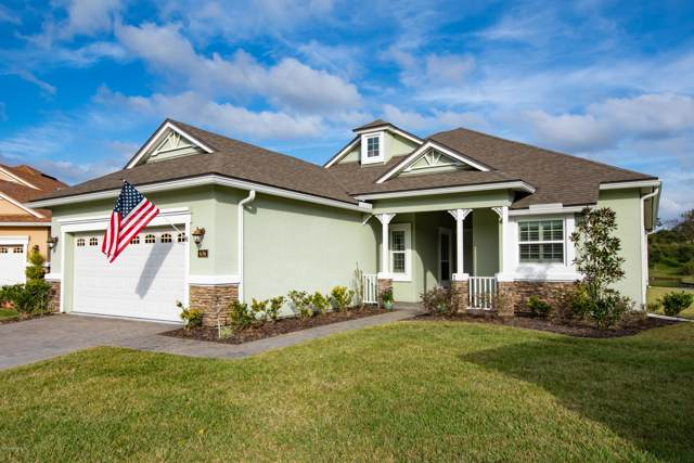 636 N Legacy Trl, St Augustine, FL 32092 (MLS #1025189) :: Memory Hopkins Real Estate