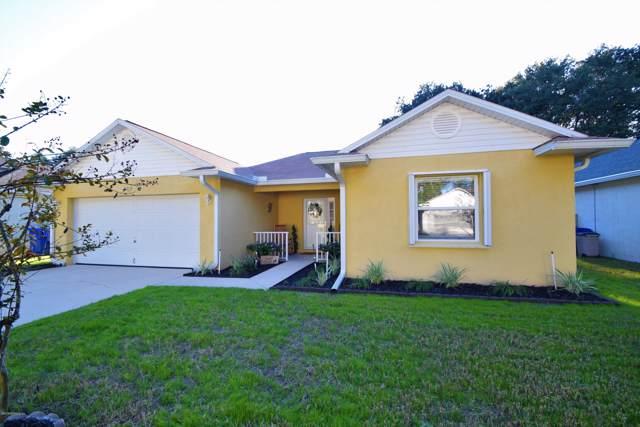 805 Sugarcane Ave, St Augustine, FL 32095 (MLS #1025934) :: CrossView Realty
