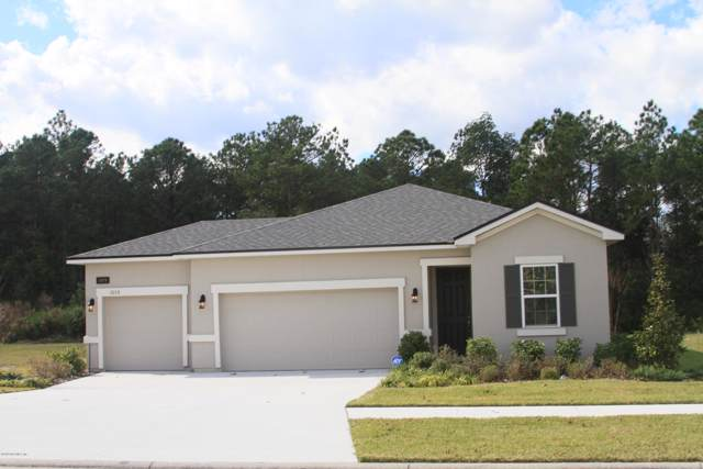 3078 Paddle Creek Dr, GREEN COVE SPRINGS, FL 32043 (MLS #1026241) :: EXIT Real Estate Gallery