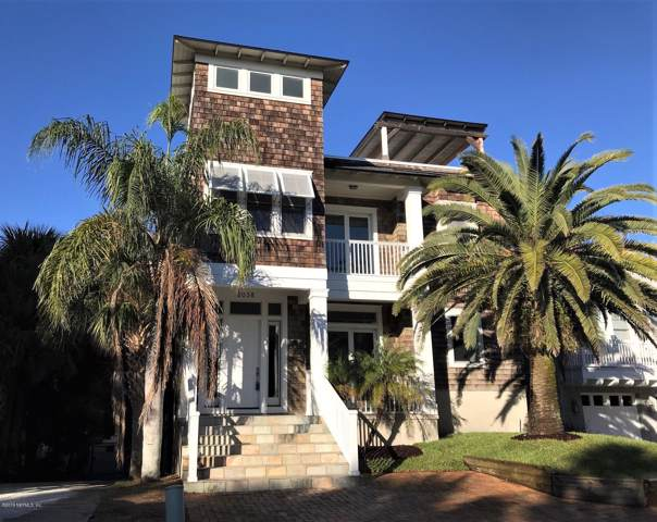 2038 Beach Ave, Atlantic Beach, FL 32233 (MLS #1026448) :: EXIT Real Estate Gallery
