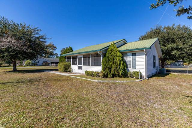 27214 Twelfth Ave W, Hilliard, FL 32046 (MLS #1026465) :: The Hanley Home Team