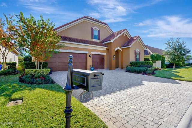 1334 Sunset View Ln, Jacksonville, FL 32207 (MLS #1027051) :: The Newcomer Group