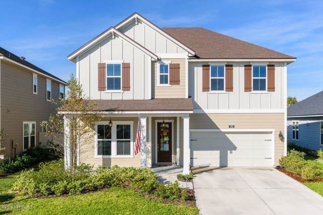 152 Willow Lake Dr, St Augustine, FL 32092 (MLS #1027190) :: The Hanley Home Team