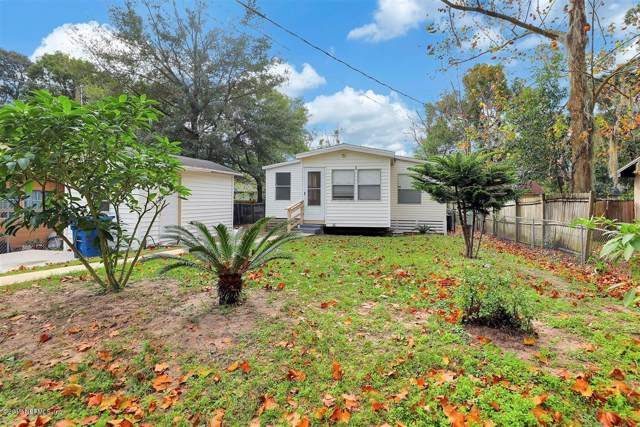8526 Eaton Ave, Jacksonville, FL 32211 (MLS #1027518) :: The Newcomer Group