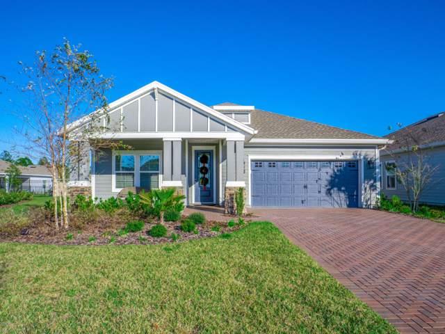 37 Howell Ct, St Augustine, FL 32092 (MLS #1027741) :: Sieva Realty