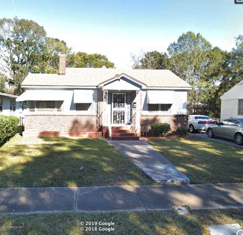 1203 W 10TH St, Jacksonville, FL 32209 (MLS #1028085) :: Berkshire Hathaway HomeServices Chaplin Williams Realty
