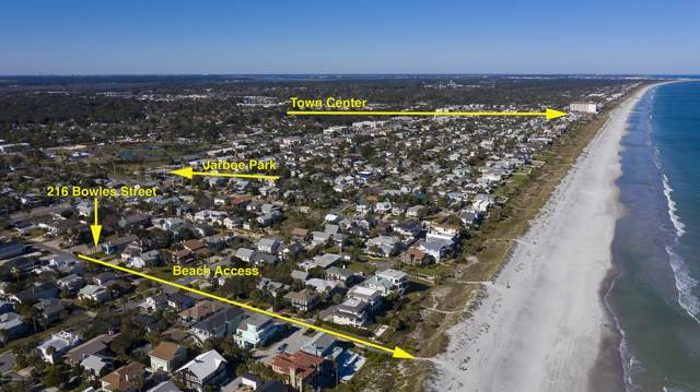 216 Bowles St, Neptune Beach, FL 32266 (MLS #1028499) :: The Volen Group | Keller Williams Realty, Atlantic Partners