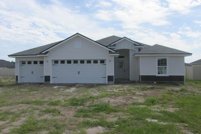 96349 Granite Trl, Yulee, FL 32097 (MLS #1029017) :: EXIT Real Estate Gallery