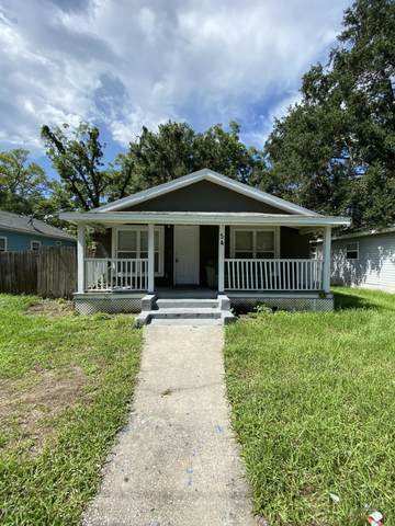 34 Smith St, St Augustine, FL 32084 (MLS #1029239) :: Momentum Realty
