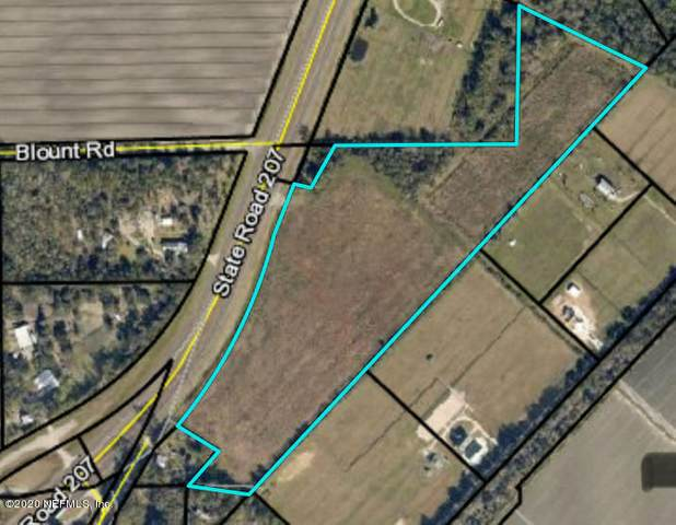 0 Old State Rd 207, Elkton, FL 32033 (MLS #1029664) :: The Every Corner Team