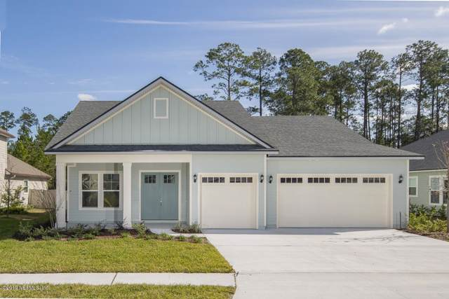 36 Pajaro Way, St Augustine, FL 32095 (MLS #1029907) :: Noah Bailey Group