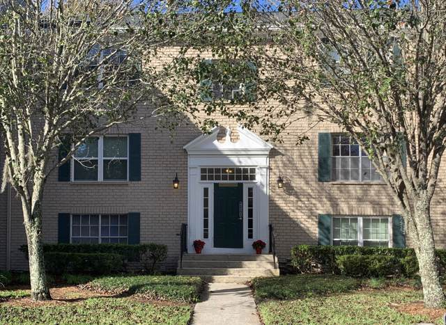 4320 Plaza Gate Ln S #101, Jacksonville, FL 32217 (MLS #1030463) :: Summit Realty Partners, LLC