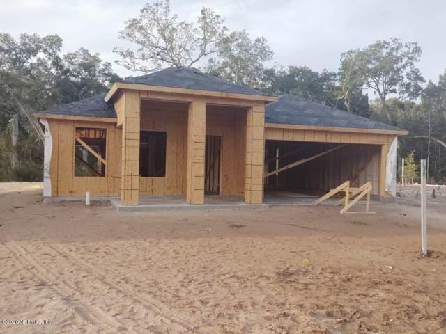 245 Chasewood Dr, St Augustine, FL 32095 (MLS #1031145) :: Memory Hopkins Real Estate