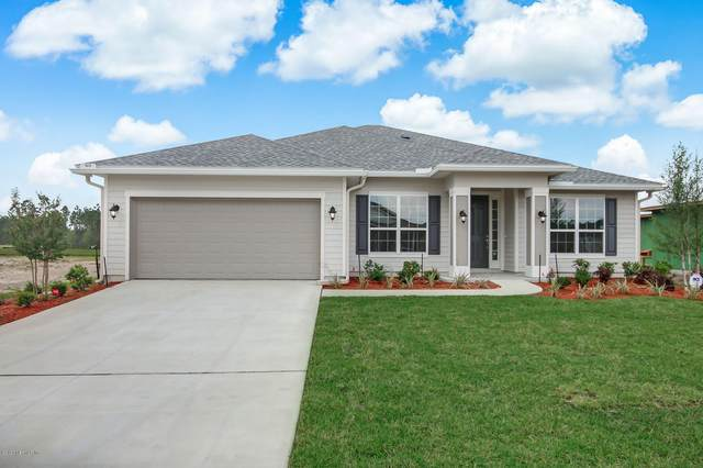 1634 Sandy Creek Pkwy #122, St Augustine, FL 32095 (MLS #1031645) :: The Hanley Home Team