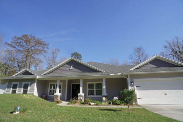 2779 Periwinkle Ave, Middleburg, FL 32068 (MLS #1032115) :: Berkshire Hathaway HomeServices Chaplin Williams Realty