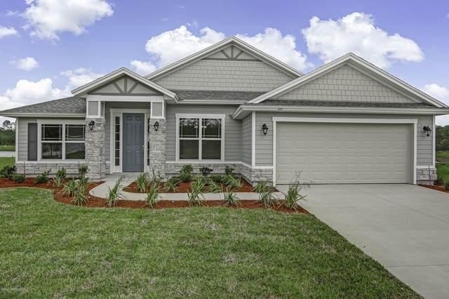 4377 Cherry Lake Ln #46, Middleburg, FL 32068 (MLS #1032448) :: Berkshire Hathaway HomeServices Chaplin Williams Realty