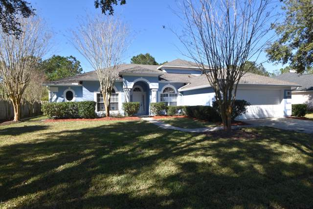 609 Catherine Foster Ln, Jacksonville, FL 32259 (MLS #1032582) :: Memory Hopkins Real Estate