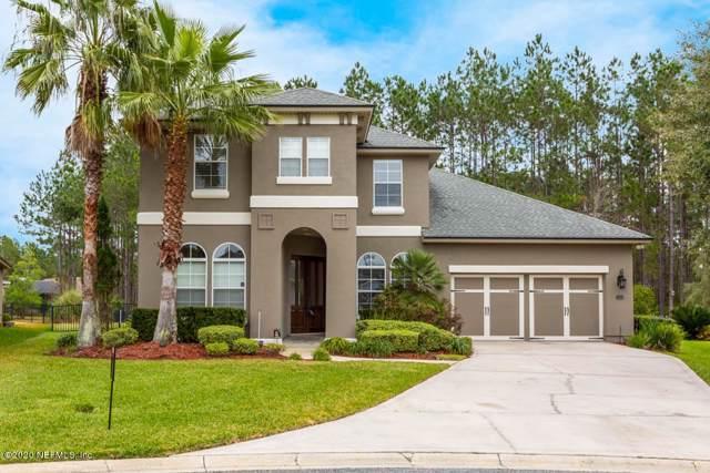 4416 Castle Palm Ct, Orange Park, FL 32065 (MLS #1033618) :: EXIT Real Estate Gallery