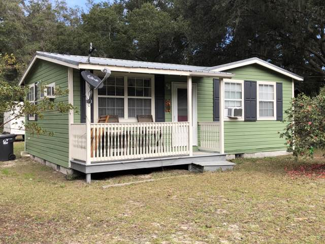 87697 Roses Bluff Rd, Yulee, FL 32097 (MLS #1033792) :: Military Realty