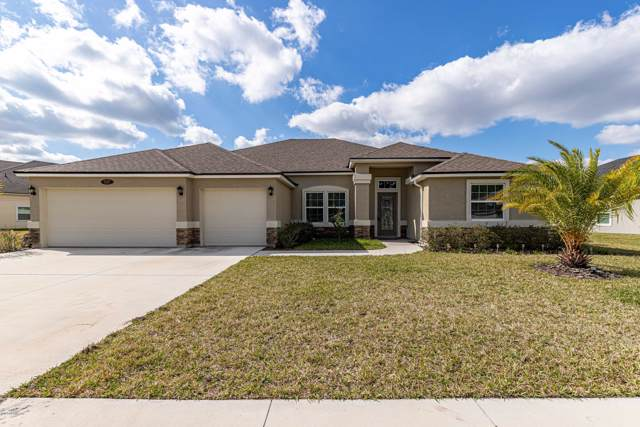 637 Old Hickory Forest Rd, St Augustine, FL 32084 (MLS #1033893) :: The Hanley Home Team