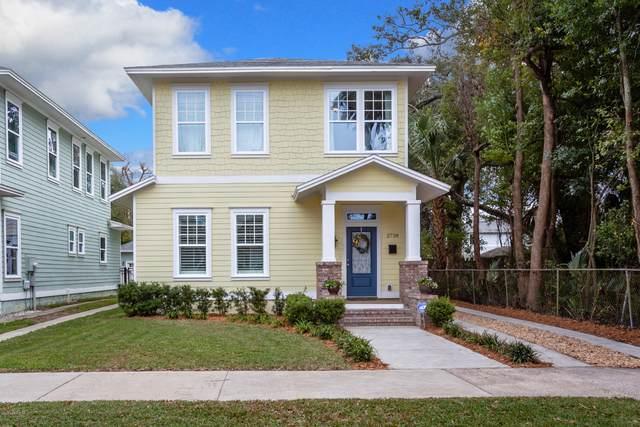 2738 Downing St, Jacksonville, FL 32205 (MLS #1034545) :: Memory Hopkins Real Estate
