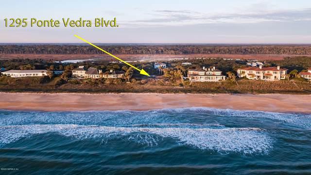 1295 Ponte Vedra Blvd, Ponte Vedra Beach, FL 32082 (MLS #1034572) :: 97Park