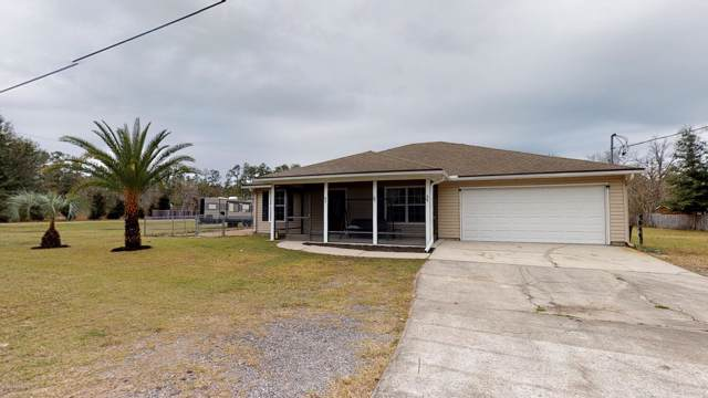 3990 Bronco Rd, Middleburg, FL 32068 (MLS #1034654) :: EXIT Real Estate Gallery