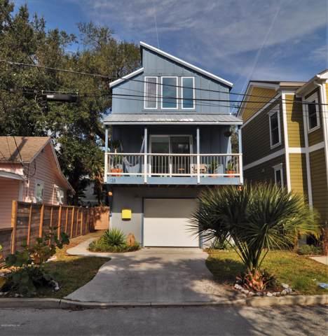 128 Moore St, St Augustine, FL 32084 (MLS #1034740) :: Noah Bailey Group