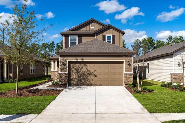 140 Brybar Dr, St Augustine, FL 32095 (MLS #1034795) :: Memory Hopkins Real Estate