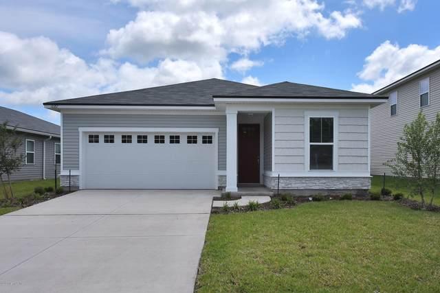 1087 Persimmon Dr, Middleburg, FL 32068 (MLS #1034851) :: Memory Hopkins Real Estate