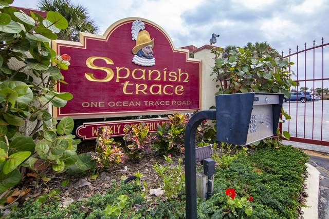 1 Ocean Trace Rd #240, St Augustine Beach, FL 32080 (MLS #1034963) :: The Perfect Place Team