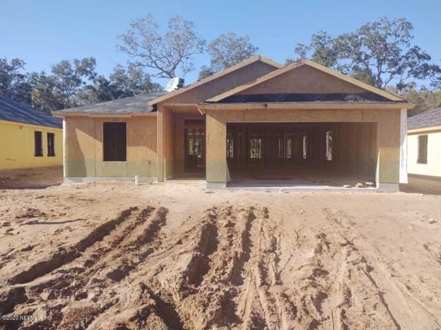 255 Chasewood Dr, St Augustine, FL 32095 (MLS #1035236) :: Memory Hopkins Real Estate
