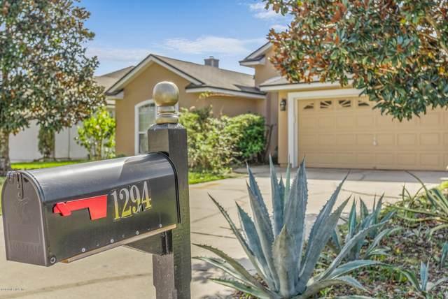 1294 Ardmore St, St Augustine, FL 32092 (MLS #1035347) :: Memory Hopkins Real Estate