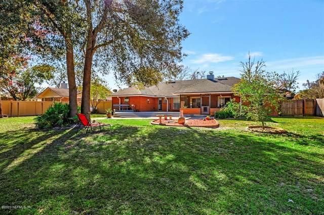 2592 Bayou Ridge Ct, Orange Park, FL 32065 (MLS #1035408) :: Memory Hopkins Real Estate