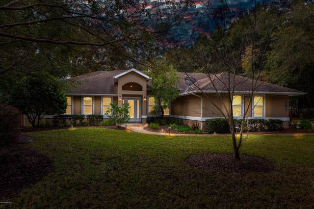 701 Charmwood Dr, St Augustine, FL 32086 (MLS #1035421) :: EXIT Real Estate Gallery