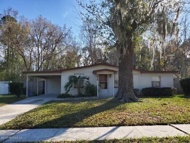6916 George Wood Ln, Jacksonville, FL 32244 (MLS #1035502) :: Noah Bailey Group