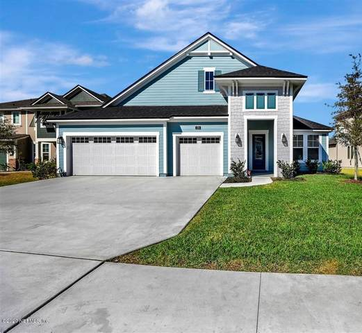 278 Silver Sage Ln, St Augustine, FL 32095 (MLS #1035620) :: Memory Hopkins Real Estate