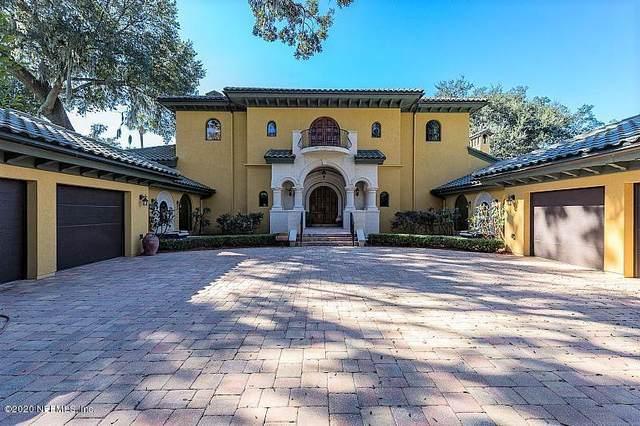 4600 Mundy Dr S, Jacksonville, FL 32207 (MLS #1035965) :: Memory Hopkins Real Estate
