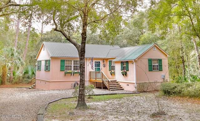 526 Kings Creek Cir, Steinhatchee, FL 32359 (MLS #1036137) :: EXIT Real Estate Gallery