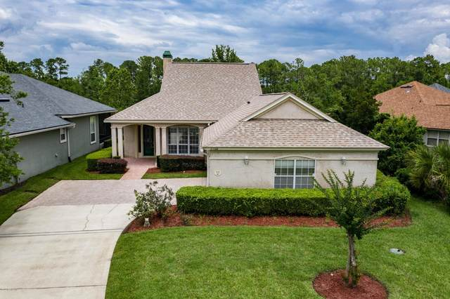 3728 Constancia Dr, GREEN COVE SPRINGS, FL 32043 (MLS #1036751) :: The Every Corner Team