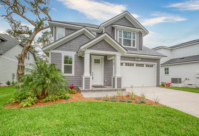 3 Solano Ave, St Augustine, FL 32080 (MLS #1036814) :: The Volen Group | Keller Williams Realty, Atlantic Partners